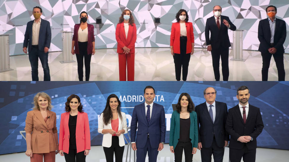 Las elecciones madrileñas de 2021 frente a las de 2019: Iglesias cambia la forma, pero no el fondo
