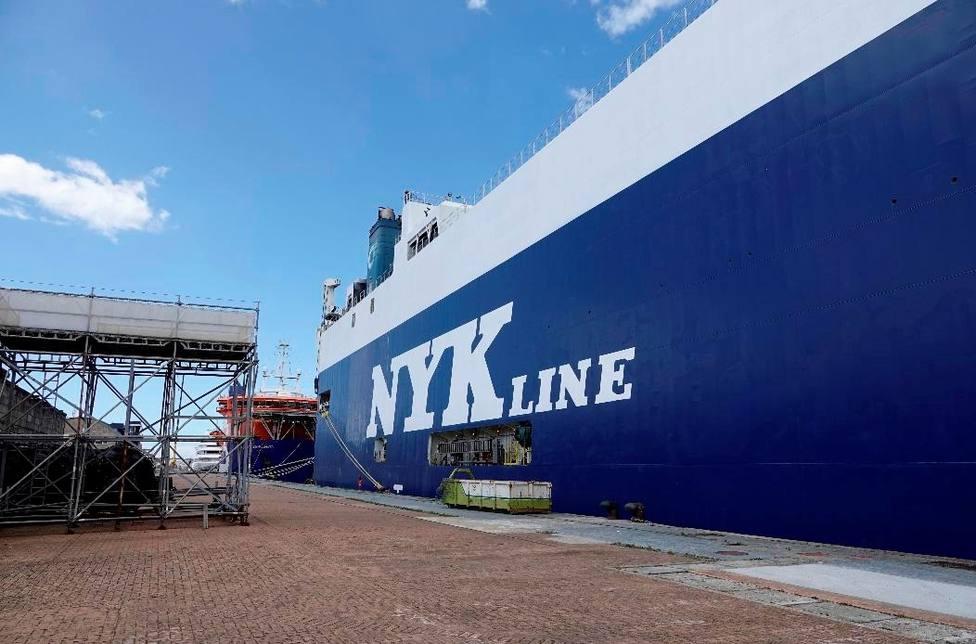 Confirman la variante india en 3 de los 5 tripulantes del barco atracado en Vigo