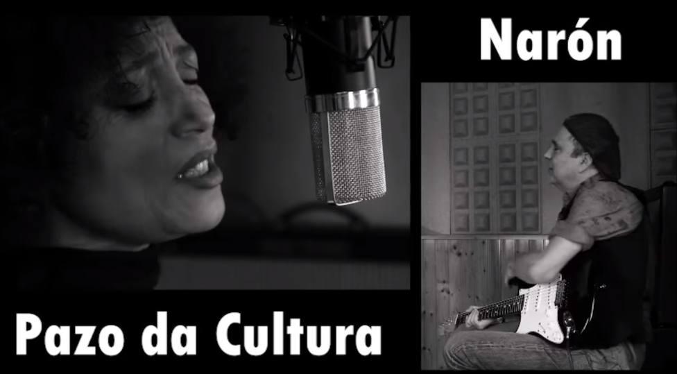 La Martins Aneiros Band actuará el viernes 7 de mayo en el Pazo da Cultura de Narón