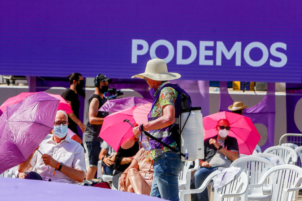 Casi 53.500 inscritos han votado para elegir al nuevo líder de Podemos