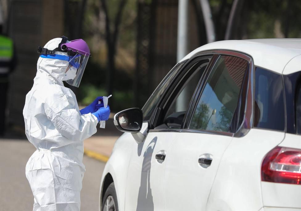 CORONAVIRUS | Andalucía baja su tasa hasta 184,7 y suma 1.315 casos y dos muertos en 48 horas