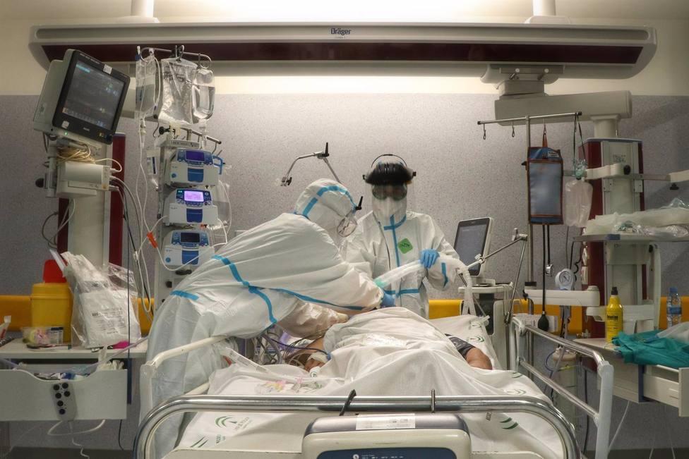Publican un estudio nacional coordinado por el Hospital Reina Sofía sobre broncoscopia en pacientes Covid