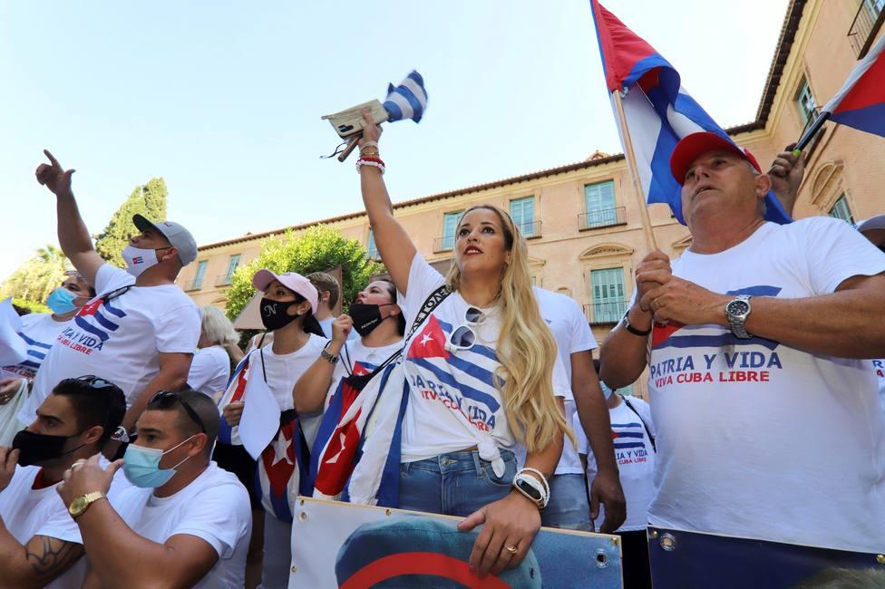 Protestas en Murcia