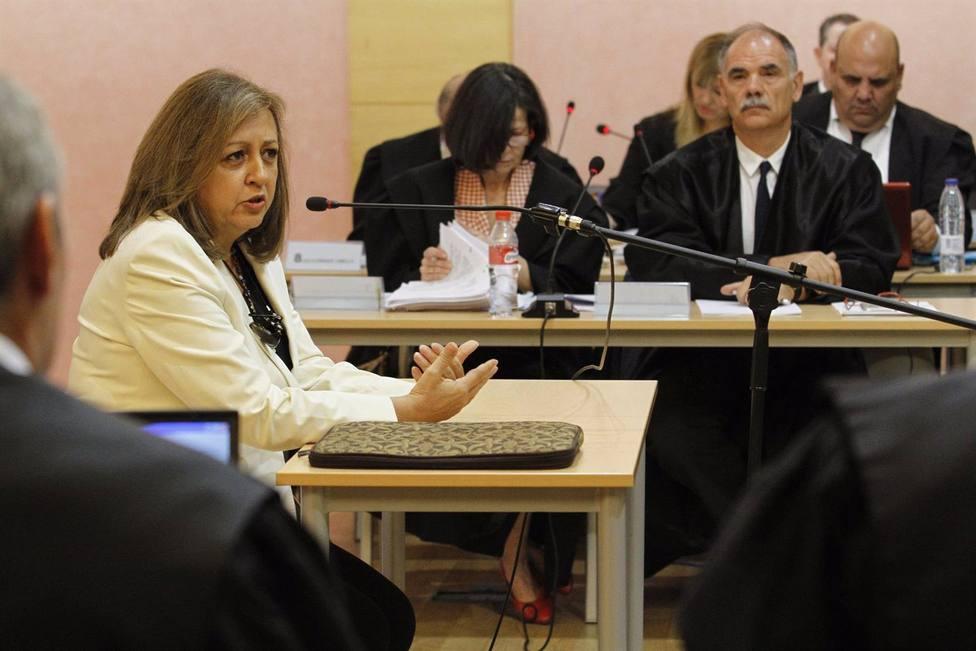 Granada.- Tribunales.- La Sección Segunda de la Audiencia juzgará a la excúpula de la Alhambra por el caso audioguías