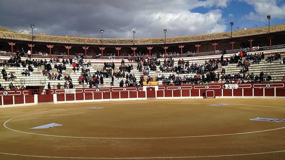 Plaza de toros de Hellín (Albacete)