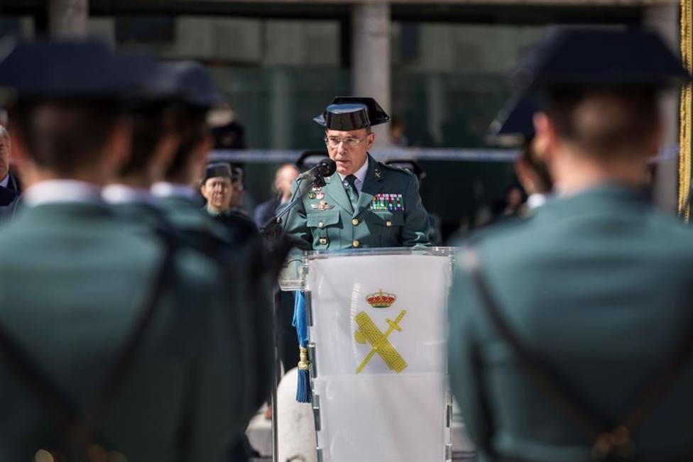 La Audiencia Nacional declara legal la orden de Interior de cesar al coronel de Pérez de los Cobos