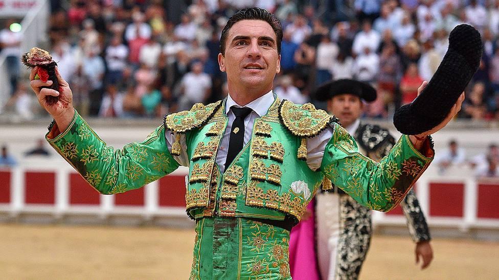 Octavio Chacón, en una imagen de archivo, ha destacado este sábado en la miurada de Soria