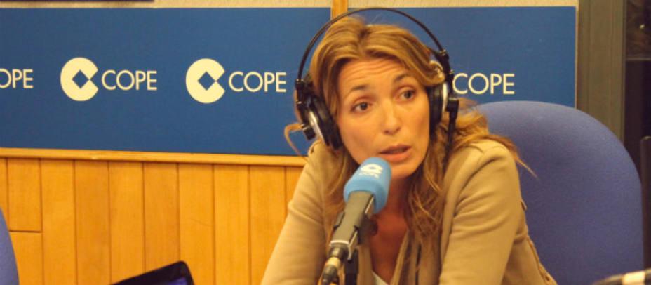 Ana Isabel Gutiérrez Salegui en La Linterna de COPE