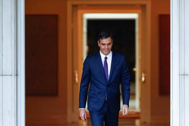 Sánchez comparece en Moncloa para anunciar medidas ante la decisión del Supremo