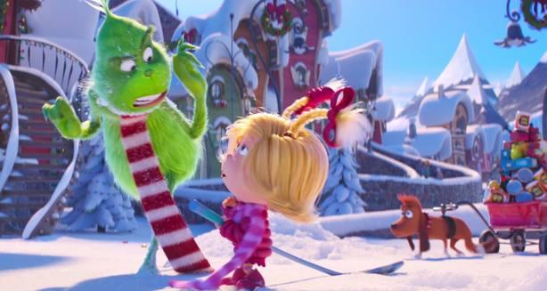 El Grinch supera a Superlópez en su primer fin de semana de estreno con 1,8 millones de euros de recaudación