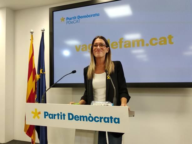El PDeCAT responsabiliza al PSOE del aumento de Vox y mantiene el no a los PGE