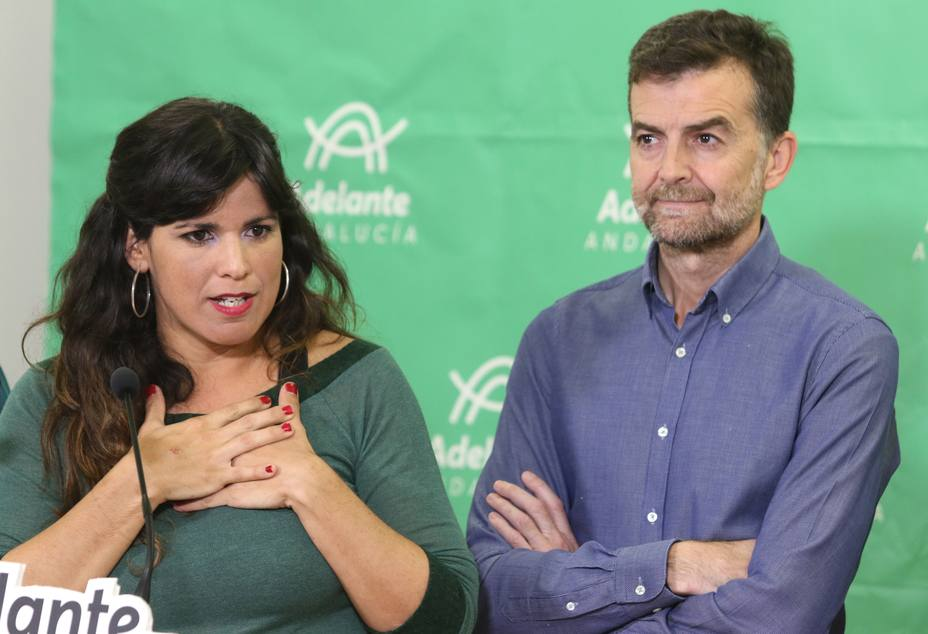 Rodríguez saluda las protestas porque democracia también es que gente se movilice y condena lo ocurrido en Cádiz