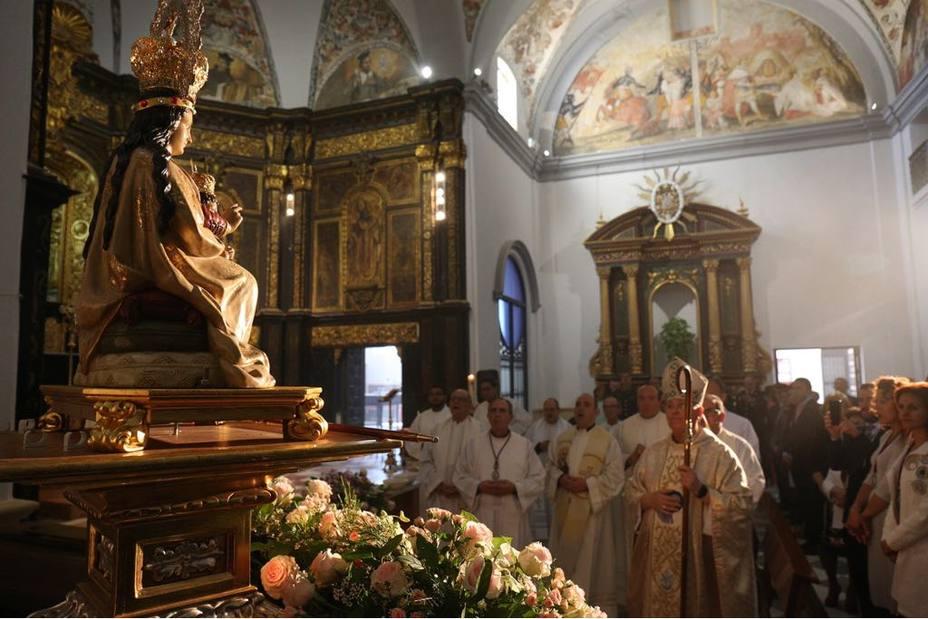El Obispo de Cartagena concede un Tiempo Jubilar para la Virgen de las Huertas de Lorca