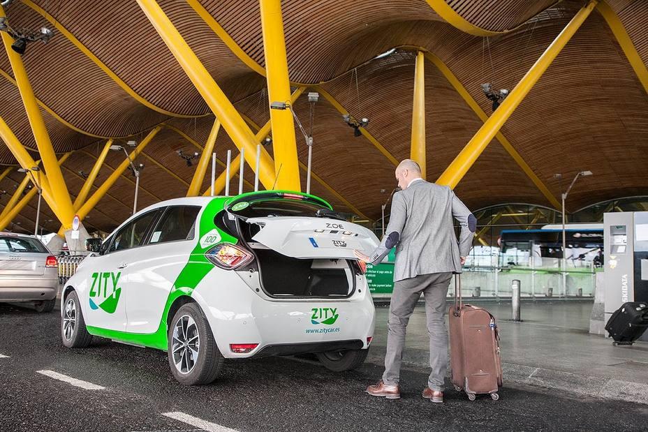 Renault estudia ampliar a otras ciudades españolas o europeas el servicio de car sharing Zity