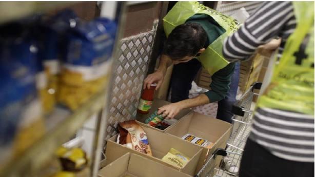 España encabeza la lista europea de donaciones de alimentos con 21 millones de kilos en 2018, según FESBAL