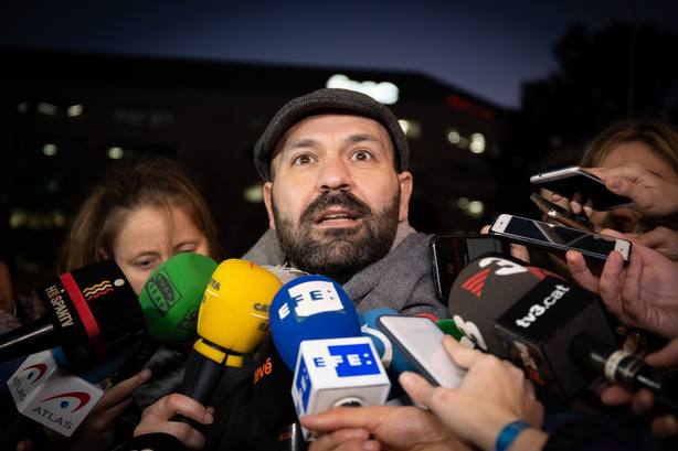 Mauri (Òmnium) dice que el Estado vulnera derechos en nombre de la unidad de España