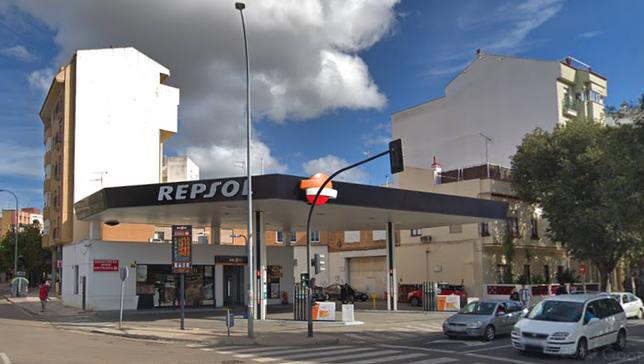gasolinera san roque