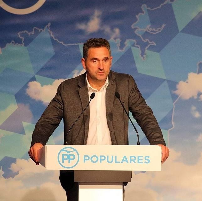Alberto Rey, candidato del PP a la Alcaldía de Cerdido