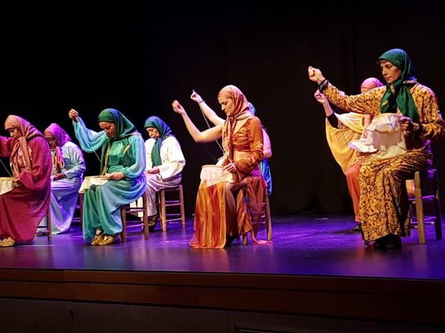 Reclusas y actores interpretan mañana en Madrid una obra de teatro para concienciar sobre la violencia de género