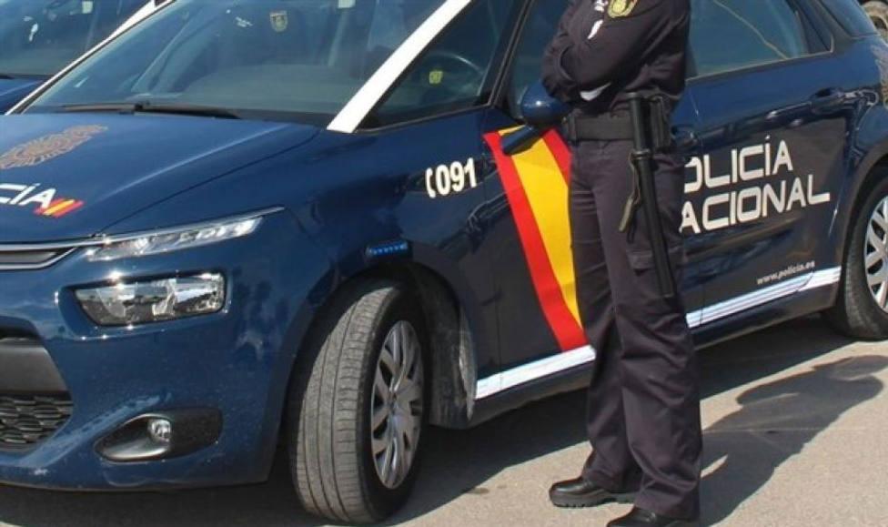 Coche Policia Palencia