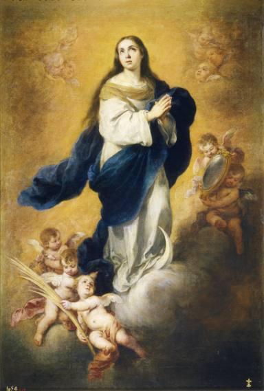 12 Bellos Cuadros De La Virgen Maria Que Son Autenticas Obras De