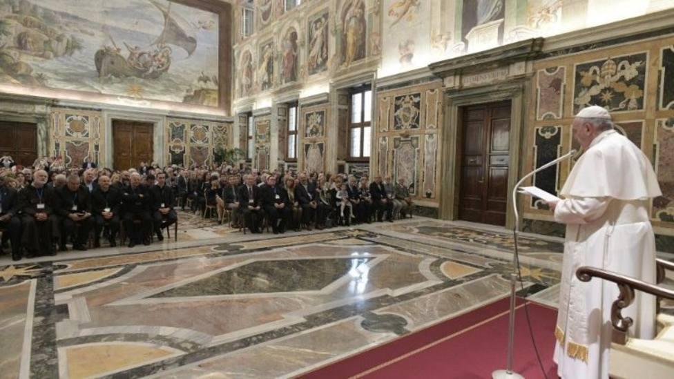 La petición especial del Papa a los médicos
