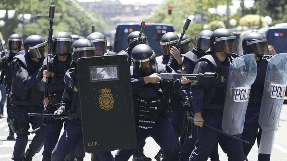 Una pelea entre dos niños obliga a intervenir a los antidisturbios en Valladolid