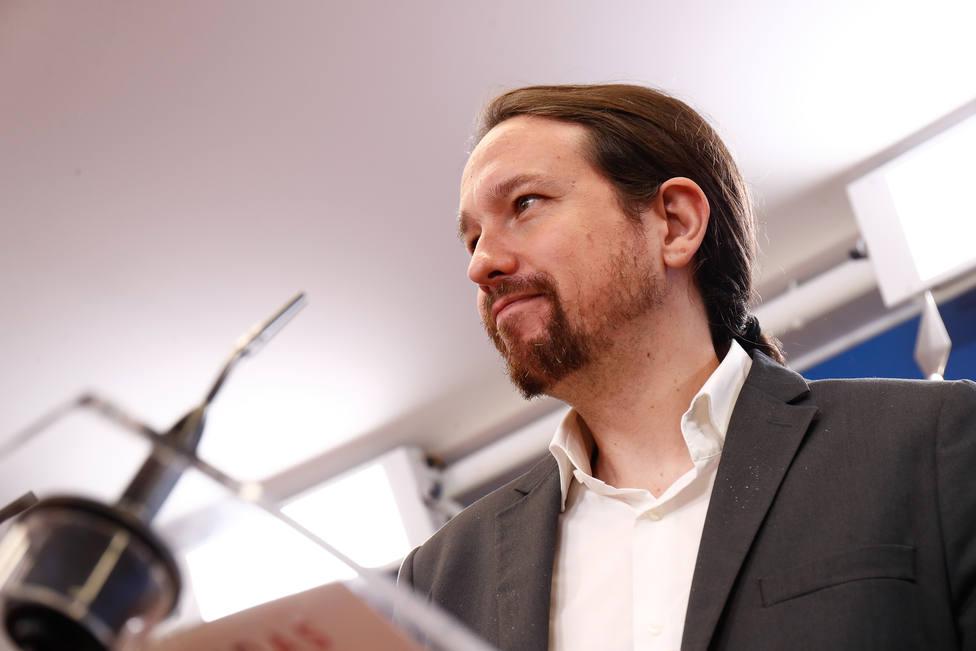 Iglesias insiste en entrar en el Gobierno y rechaza la oferta del PSOE de que haya independientes