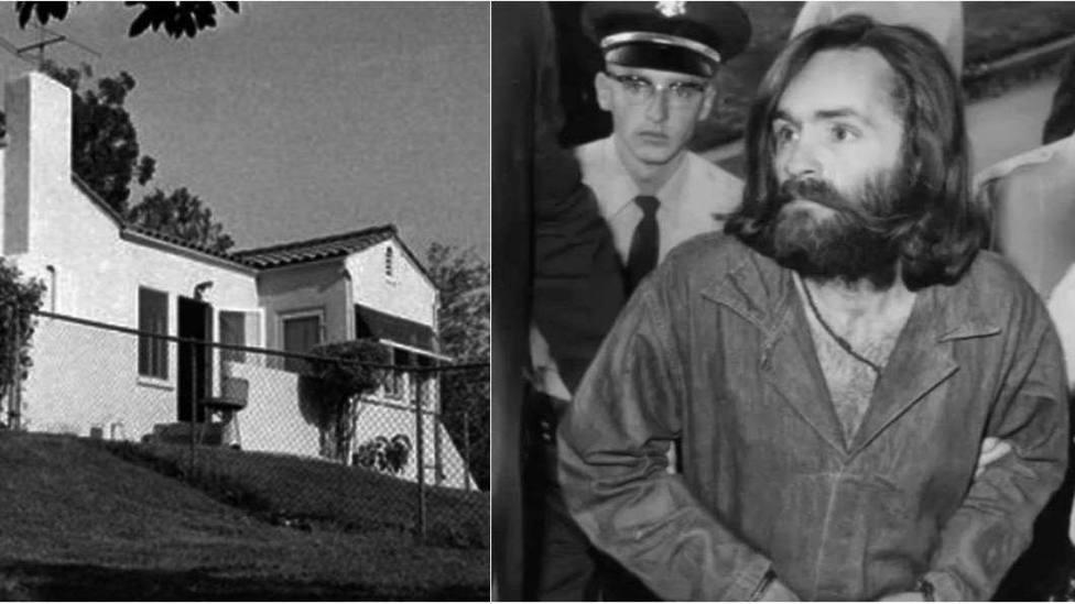 Ponen a la venta la casa de los horrores donde Manson cometió una cadena de asesinatos