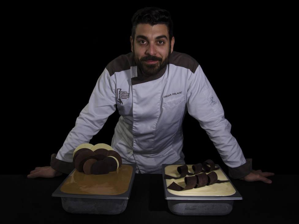 Óscar Palacio, heladero artesano: Lo que nos marca límites es la lógica y la coherencia