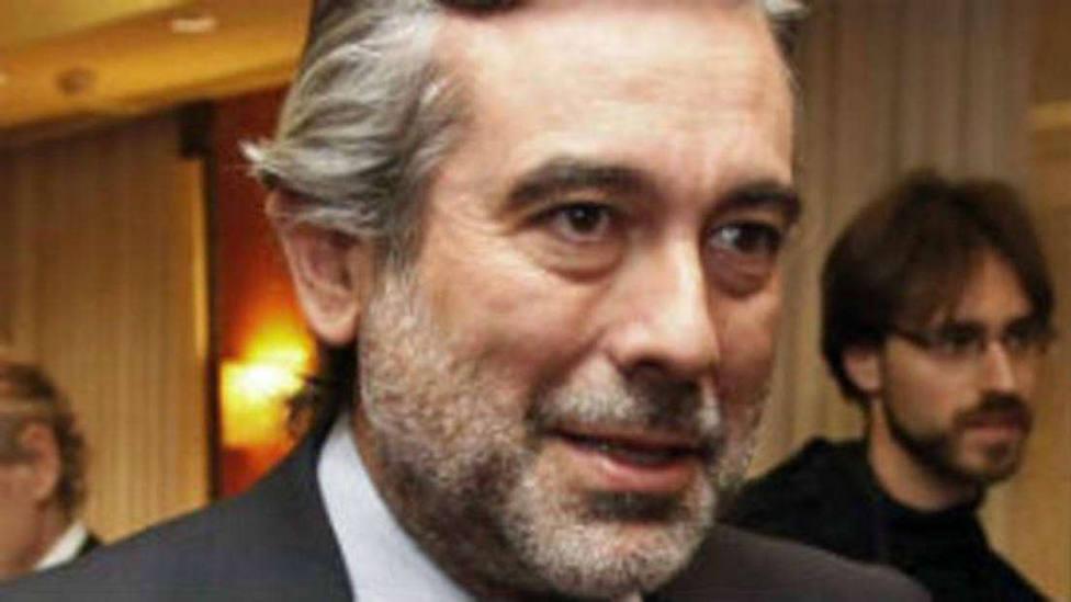 Enrique López en imagen de archivo