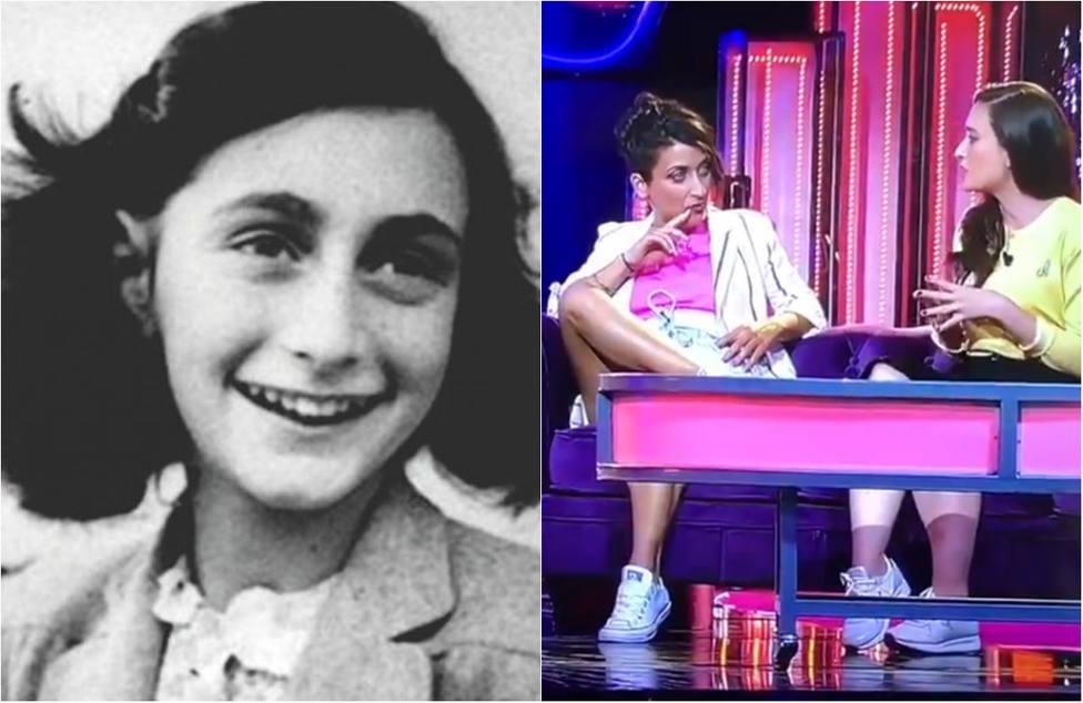 Un eurodiputado de Ciudadanos saca a relucir estas bromas de mal gusto sobre Ana Frank
