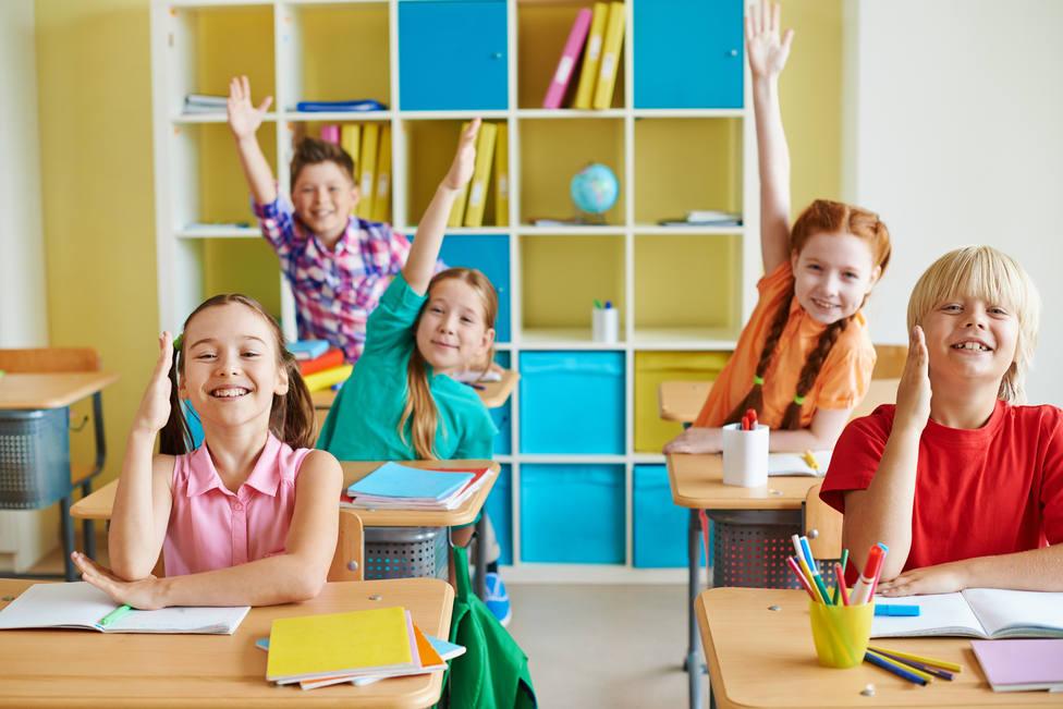 Cerca de 630.000 alumnos de Segundo ciclo de Infantil y Primaria comienzan el curso escolar