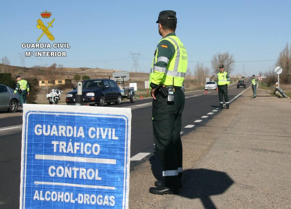 Agentes de tráfico.