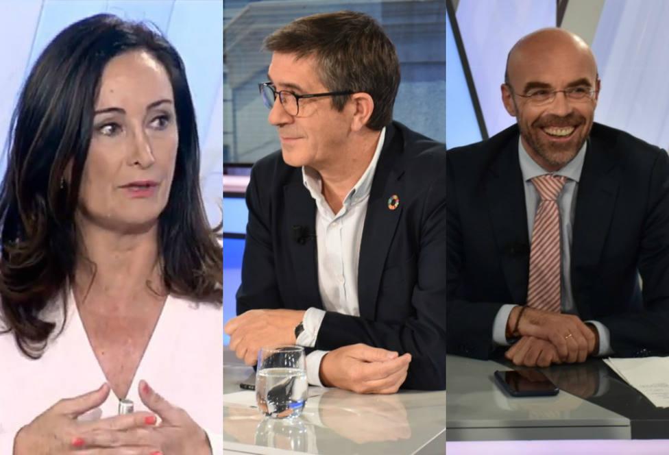 Las mejores frases del debate de COPE sobre la crisis territorial