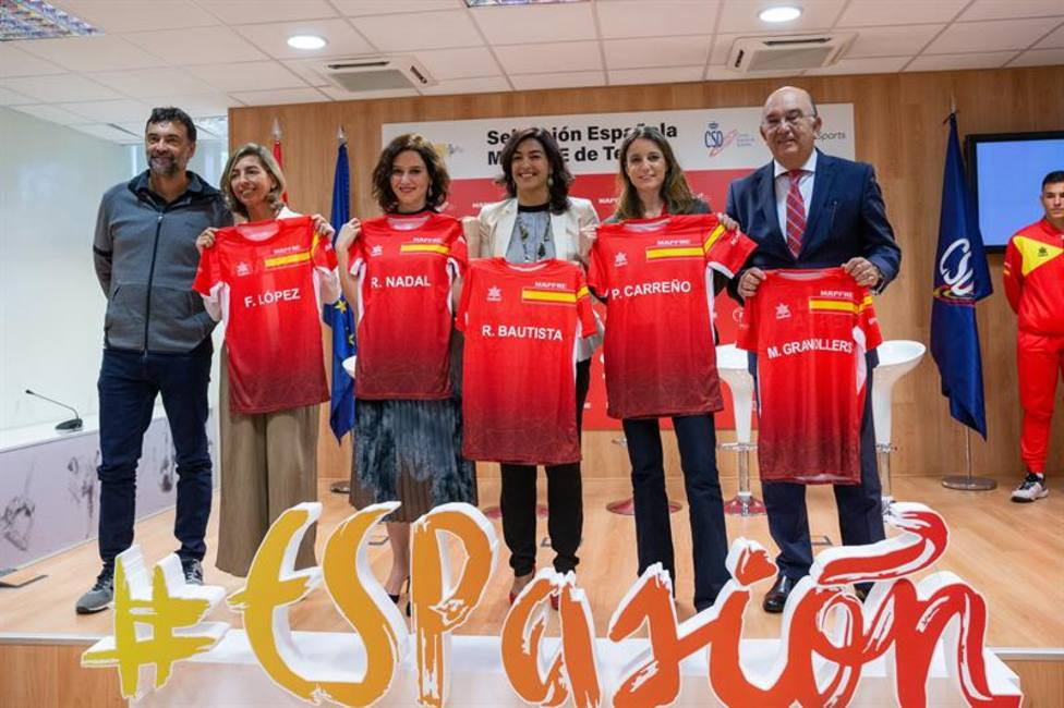 Rienda:La Copa Davis significa mucho para España, no solo a nivel deportivo
