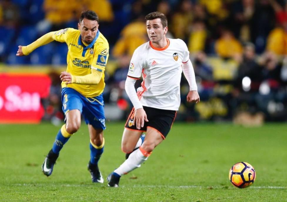 Gayá vuelve a la convocatoria del Valencia frente al Lille; Rodrigo y Guedes, fuera