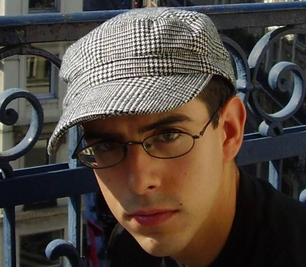El joven escritor y abogado ferrolano David Rey - FOTO: Ermitas Fernández Sueiras