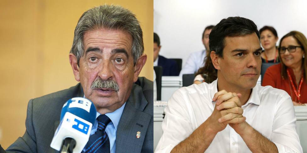 El patriótico discurso de Revilla para Pedro Sánchez y sus pactos con los independentistas