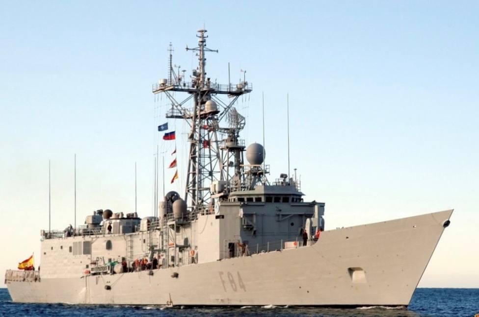 Foto buque Reina Sofía