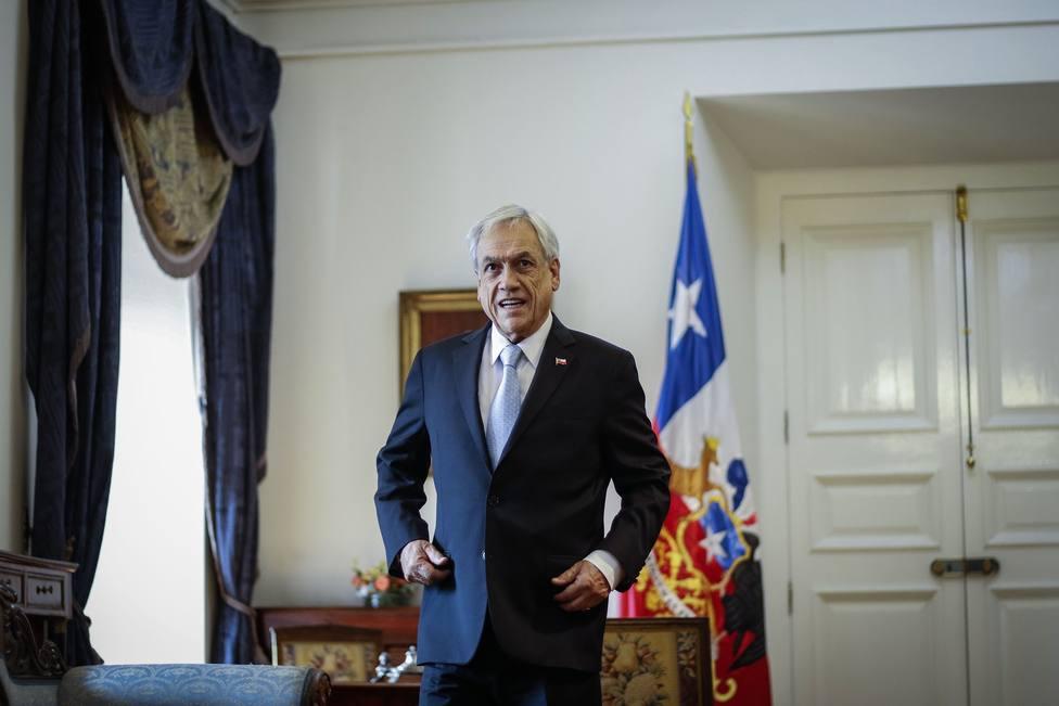 Piñera lanza un cambio estructural del sistema de pensiones tras las últimas protestas