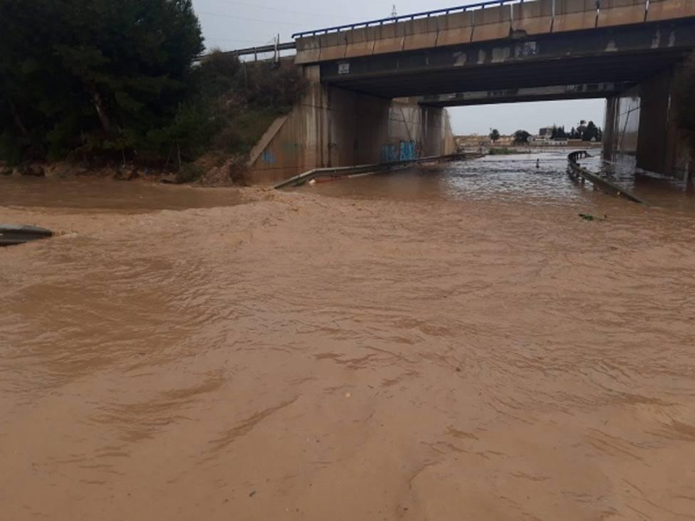 Activado el nivel 1 en fase de emergencia del Plan de Protección Civil ante el riesgo de inundaciones