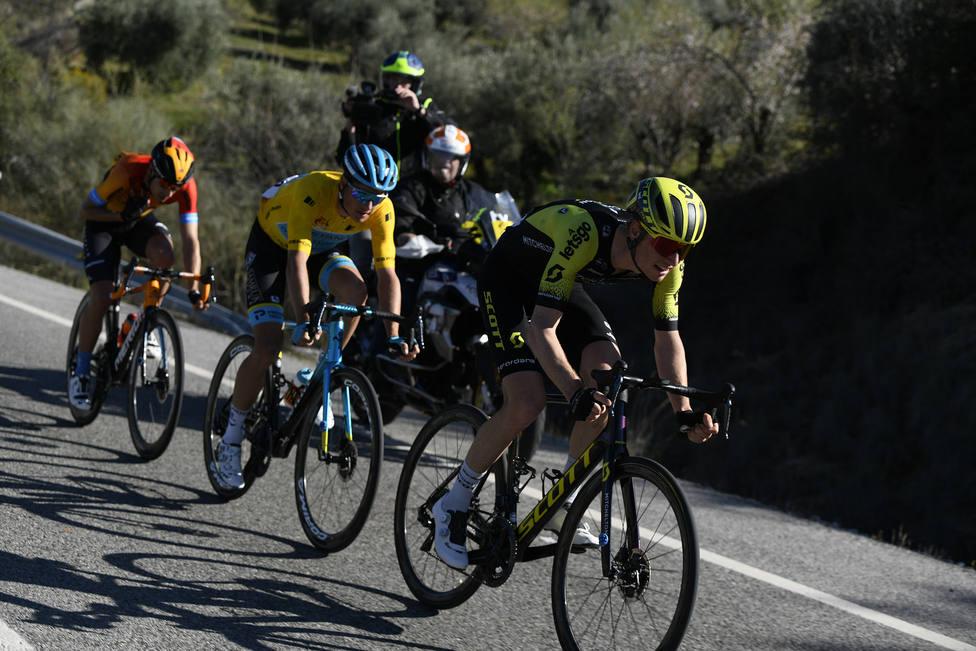 La Cala de Mijas pondrá el broche de oro a la 66 Vuelta a Andalucía ' Ruta del Sol'