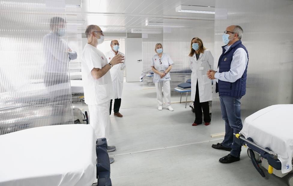 Los ingenieros industriales publican recomendaciones de actuación para servicios técnicos en hospitales