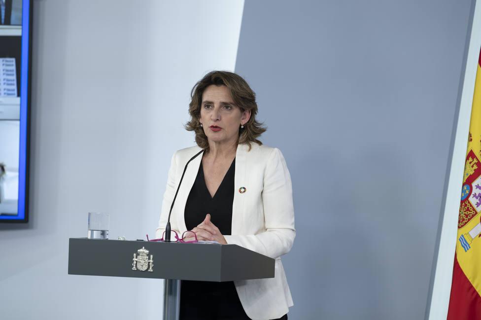 Consejo de Ministros presidido por Pedro Sánchez