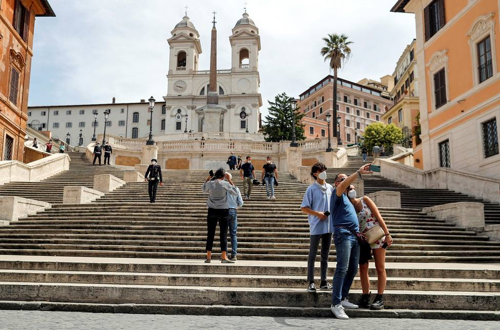 Italia suma 119 nuevos fallecidos y 669 contagios en las últimas 24 horas