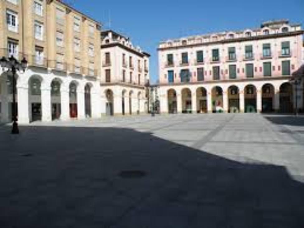 Plaza López Allué