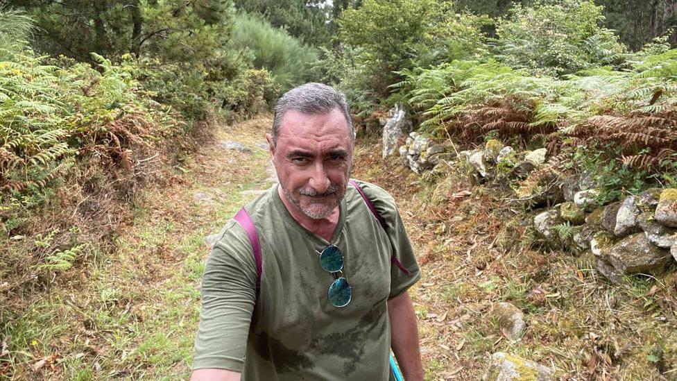 Cuál es la ruta portuguesa del Camino de Santiago que está haciendo Carlos Herrera