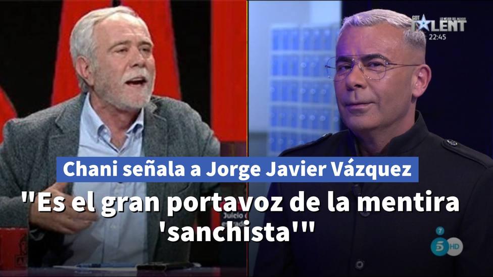 El ataque de un excolaborador de Ferreras a Jorge Javier: Es el gran portavoz de la mentira sanchista