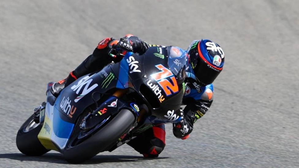 Bezzecchi rentabiliza el trabajo en equipo y saldrá desde la pole en Jerez